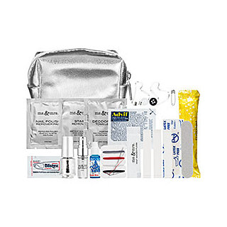 Ms. & Mrs. Minimergency® Kit for Her—Silver