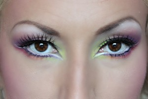 check out my 'msmadamemakeup' you tube channel for tutorials
