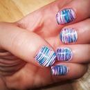 paint brush stripes