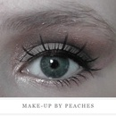 The Hunger Games series: District 10 makeup look