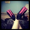My heels