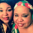 Me and my grandma 70's looks