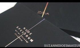 Zoeva Cosmetics Nude Spectrum Palette | Swatches