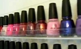 LTHP's Nail Polish Collection 9/01/11
