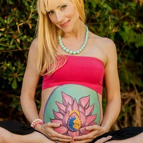 Maternity Paintings