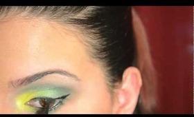Tutorial = St. Patrick's Day Makeup