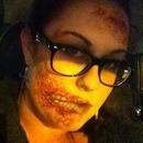 Halloween Make Up by Mel