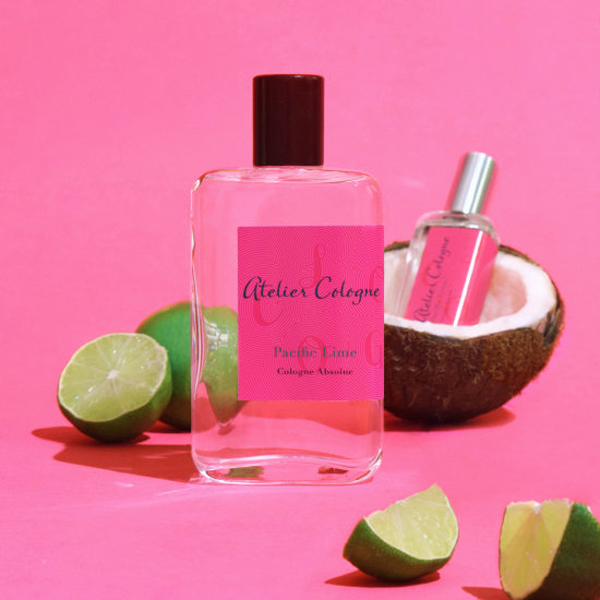 Alternate product image for Pacific Lime shown with the description.