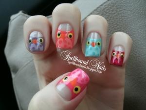 http://spellboundnails.blogspot.com/2012/05/parliament-of-owls.html