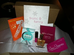 My December Birchbox (also my last...for now at least)