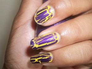 Weekly nails June 12-18 2011