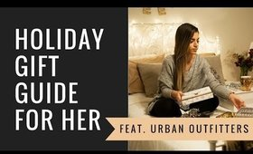 Holiday Beauty Gift Guide For Her ft. Urban Outfitters
