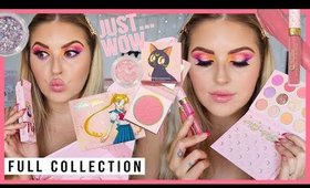 Colourpop SAILOR MOON Collection! 🌙 worth the hype or nah?