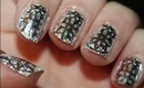 Sephora By OPI Chic Prints Demo,Wear Test, and Review