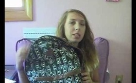 Book Bags vs Totes in college