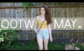 OUTFITS OF THE WEEK | MAY 2017