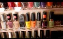 Nail Polish Collection + Obsession Tag