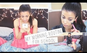 My Morning Routine for School ♥