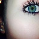 My eyes.