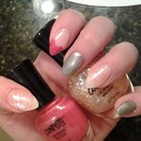 My First Attempt At Doing Short Stiletto Nails....I Love Them·