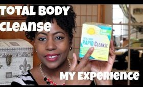Renew Life 7 Day Rapid Body Cleanse Experience