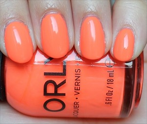 See my in-depth review & more swatches here: http://www.swatchandlearn.com/orly-mayhem-mentality-swatches-review/