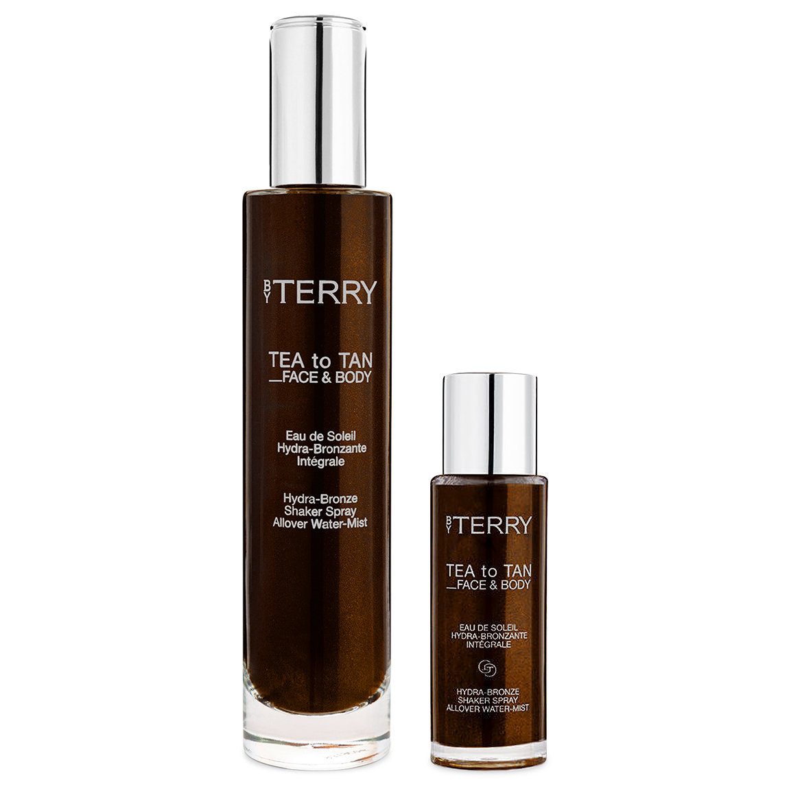 BY TERRY Tea to Tan Face & Body Set alternative view 1 - product swatch.