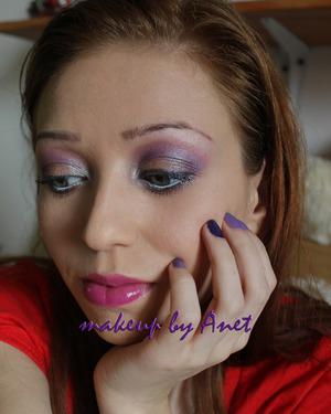 thanks for following me http://anetsparadise.blogspot.sk/  facebook - https://www.facebook.com/MyHobbiesBeauty