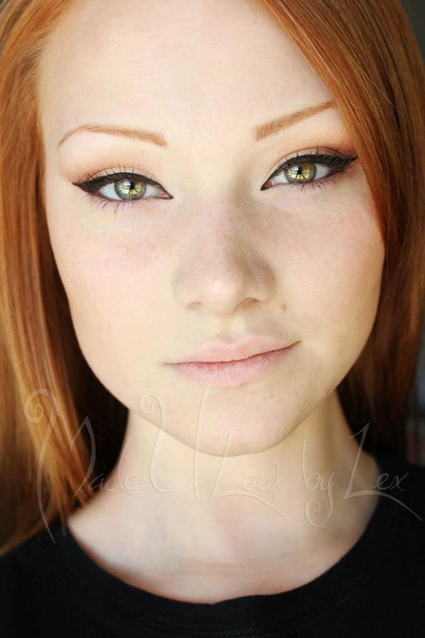 Natural Fall Eyes Alexys F S Madeulookbylex Photo