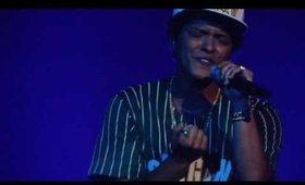 Bruno Mars 24k Magic Tour - When I Was Your Man - San Jose SAP Center 7/21/17