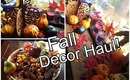 Fall Haul ♡ Home Decorations!