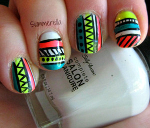 For more info visit my blog http://summerella31.blogspot.com/2013/06/neon-tribal.html