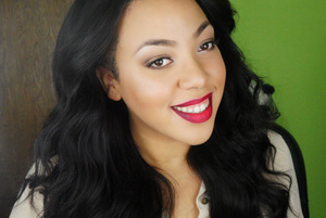 A video for this look will be live on my YouTube channel this monday!!