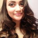 Soft messy curls.