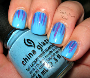 for more info please visit my blog http://wonderland-nails.blogspot.com/2013/07/waterfall-nail-art-inspired-by.html