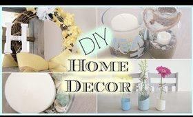 DIY Home Decor | Spring Inspired!