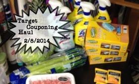 TARGET COUPONING HAUL $7.28 OOP