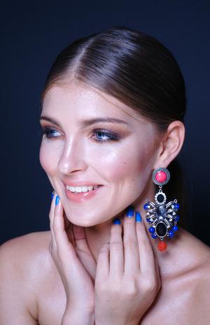 Model- Anastajia @Lenis Models Photography- Condry Calvin Mlilo Make Up, Nails, Styling Hair- Tamarie Rose