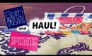 Bath & Body Works and VS Pink Haul!