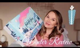Winter Fab Fit Fun Unboxing