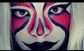 Kabuki Makeup / 歌舞伎 化粧