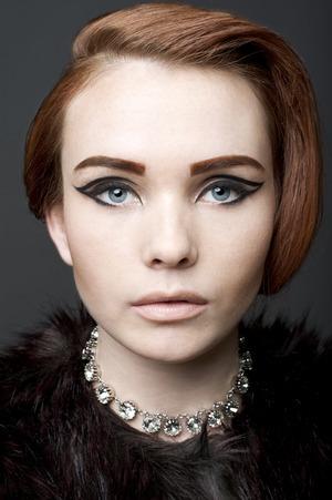 Photography : Carl Osbourn Photography Model : Nikita Spice Styling : Sophia Lee Hair : KT Gal hairdresser Makeup : Me  Nails : STELLA SHIM make up