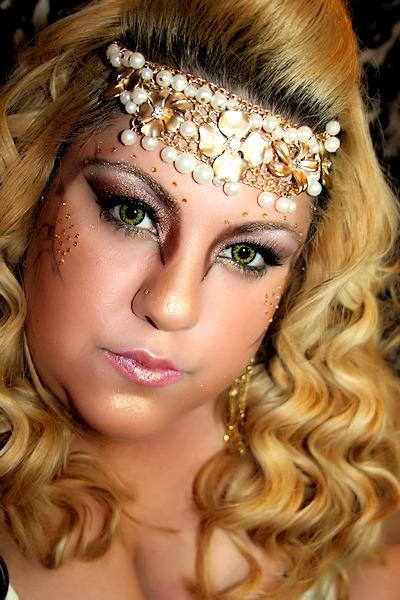 Cosmetics And Makeup: Athena Greek Goddess Tutorial Coming Soon