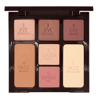 Instant Look in a Palette Gorgeous, Glowing Beauty