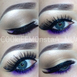 Pictorial on my Instagram!!!  I love doing these types of looks :)