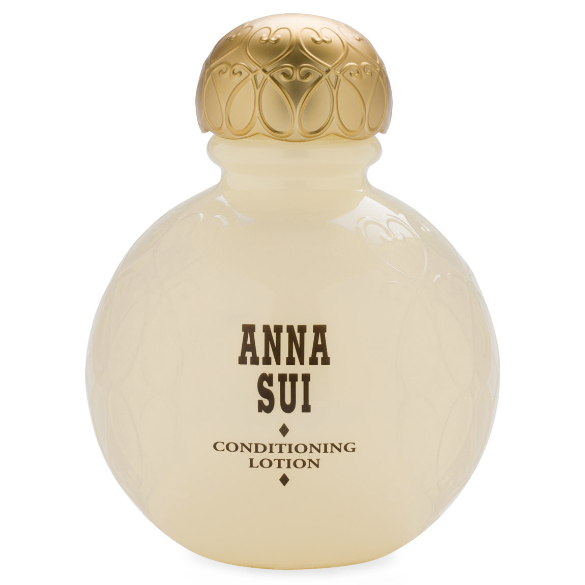 Anna Sui Conditioning Lotion product smear.