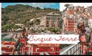 ITALY TRAVEL:  FOLLOW ME TO BEAUTIFUL CINQUE TERRE!