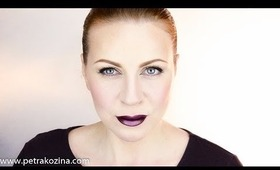 Lorde Mac Collection Makeup Tutorial (in SLOVENIAN)