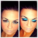 Hote party look.