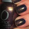 Purple Gradient nails